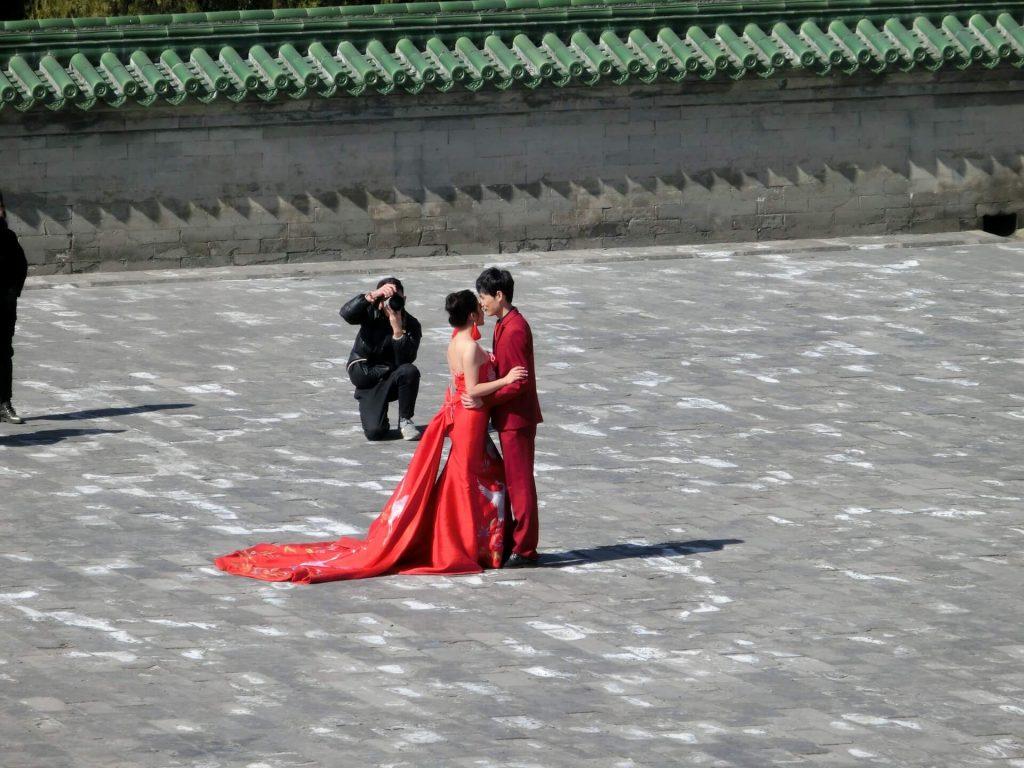 What is it like to date while teaching in China